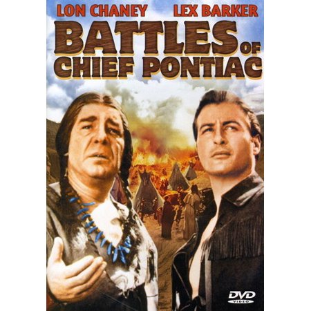 The Battles of Chief Pontiac (Unrated) (DVD)