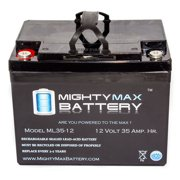 12 Volt Lawn Mower Batteries