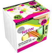 Simply Acrylic Neon 3d Art Set