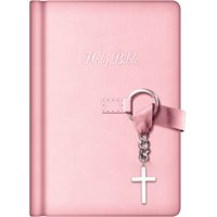 NKJV, Simply Charming Bible, Hardcover, Pink : Pink Edition
