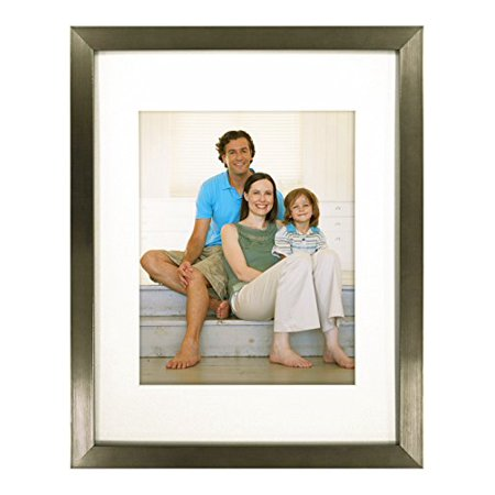 Mcs 11x14 Gallery Picture Frame Matted To Display 8x10