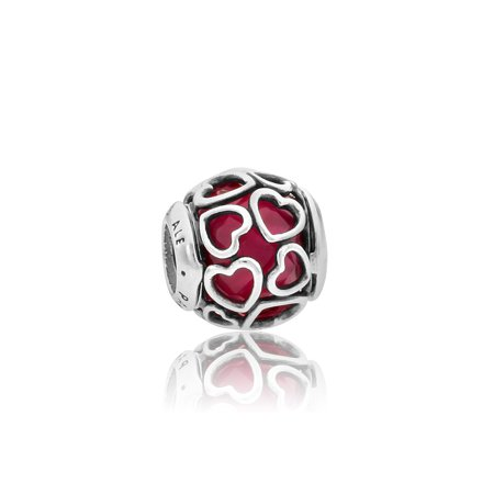 Cerise Jewelry - Cerise Encased in Love Charm - 792036NCC