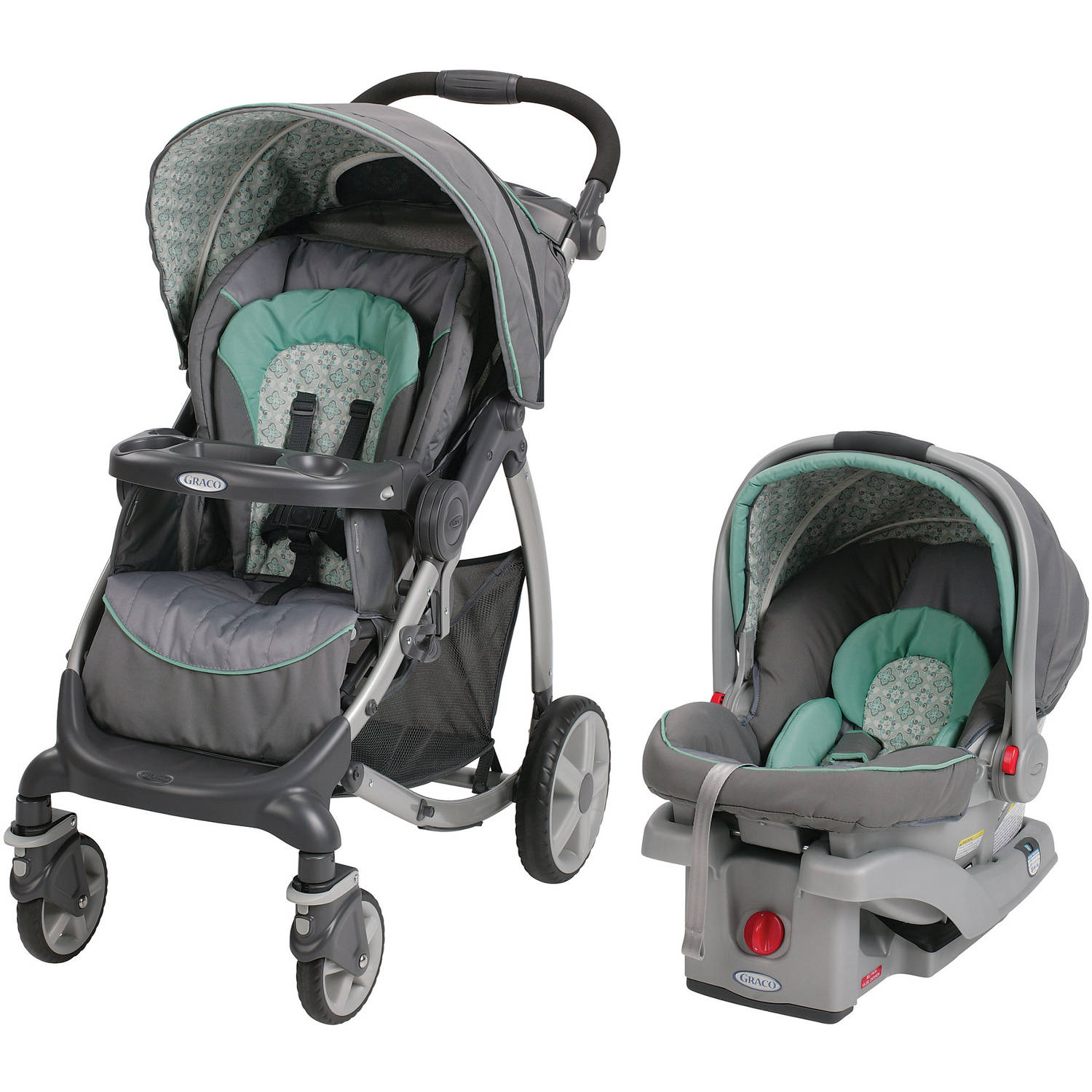 Sale Graco Stylus Click Connect Travel System Winslet