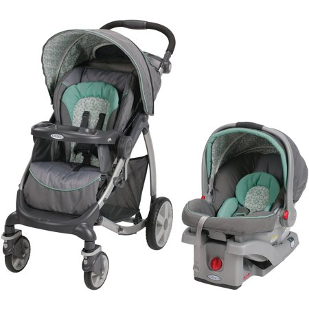 Graco Stylus Click Connect Travel System, Winslet