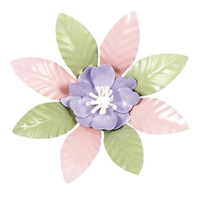 Jubilee Collection MG 4001 XL Flower Magnet - Lavender Center