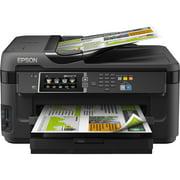 Epson WorkForce WF-7610 Wireless Inkjet Multifunction Printer, Refurbished, Color