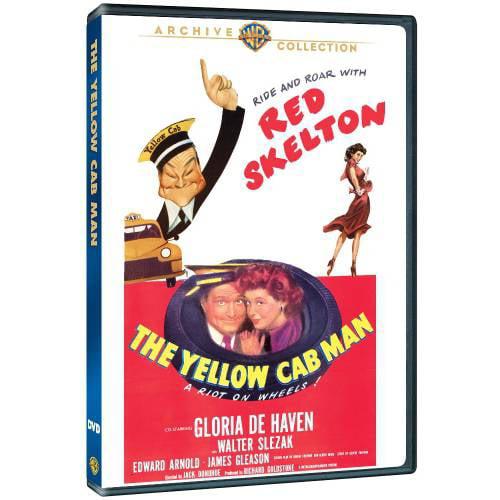 The Yellow Cab Man (Full Frame)