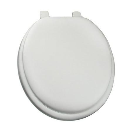 Comfort Seats Deluxe Soft Round Toilet Seat Walmart Com