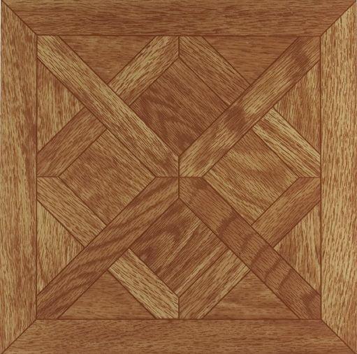 Achim Tivoli Classic Parquet Oak 12x12 Self Adhesive Vinyl Floor Tile - 45 Tiles/45 sq. Ft