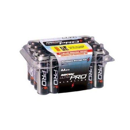 Spectrum Brands Alkaline Reclosable AA 24 Pack - image 1 de 1