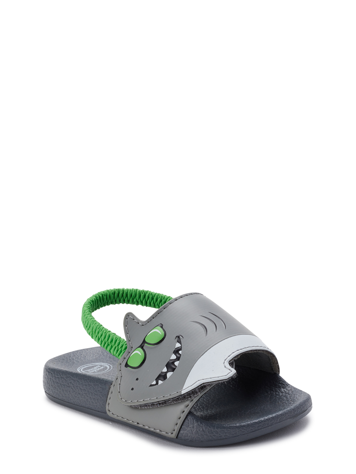Wonder Nation Shark Slide Sandals