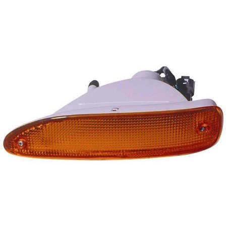 Go-Parts OE Replacement for 1991 - 1994 Nissan 240SX Turn Signal Light Assembly / Lens Cover - Front Left (Driver) Side B6125-53F00 NI2530103 Replacement For Nissan 240SX 1994 Nissan 240sx Type