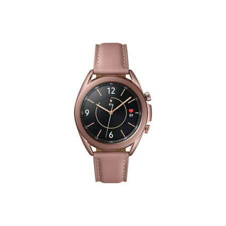 SAMSUNG Galaxy Watch 3 41mm Mystic Bronze LTE - SM-R855UZDAXAR