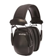 Howard Leight 1030110 Sync Stereo Earmuff, Black