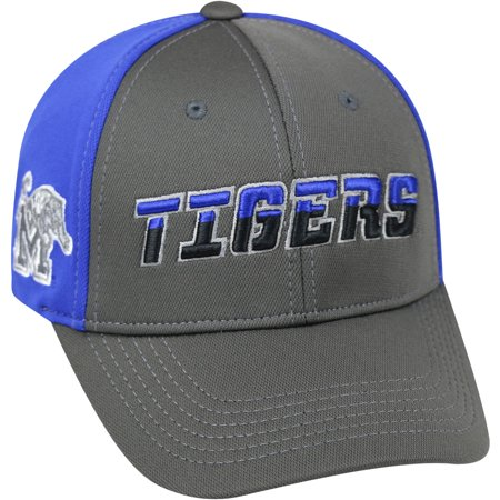 University Of Memphis Tigers Grey Two Tone Baseball Cap](Link Hat)