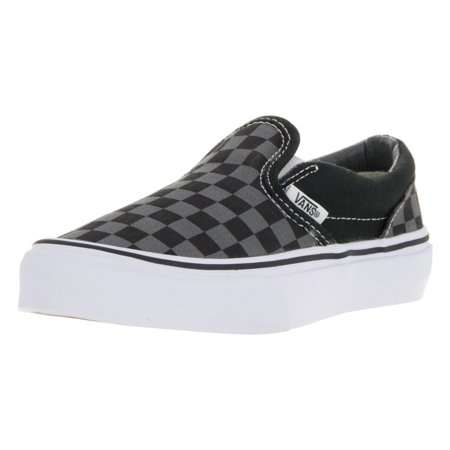 d50dee184 VANS - Vans Kids Classic Slip-On (Checkerboard) Skate Shoe - Walmart.com