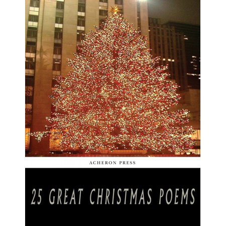 25 Great Christmas Poems - eBook ()