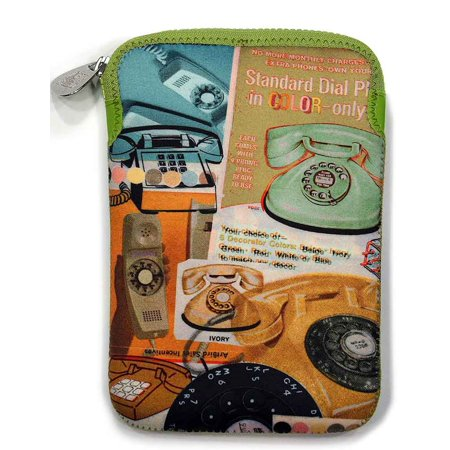 Art Bird Cozy e-Reader Mini iPad Tablet Sleeve Case Cover 5.75