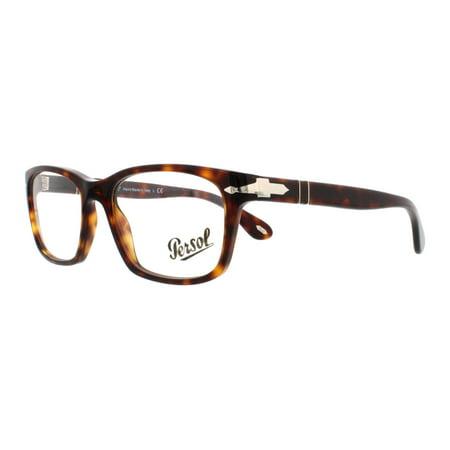 PERSOL Eyeglasses PO3012V 24 Havana 54MM