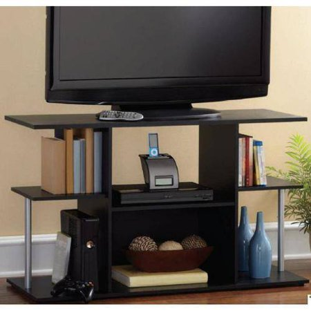 Mainstays Black Tv Stand For Tvs Up To 42