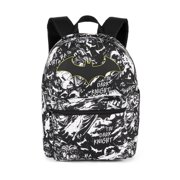 "DC Comics Batman Comic Print 16"" Backpack"
