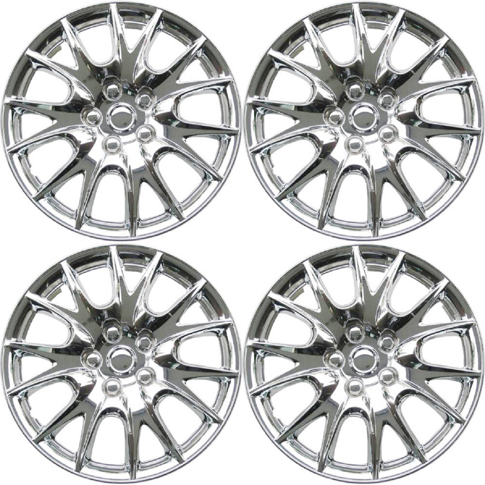 15 Inch Chrome Wheel Covers For 1997 1999 Nissan Maxima