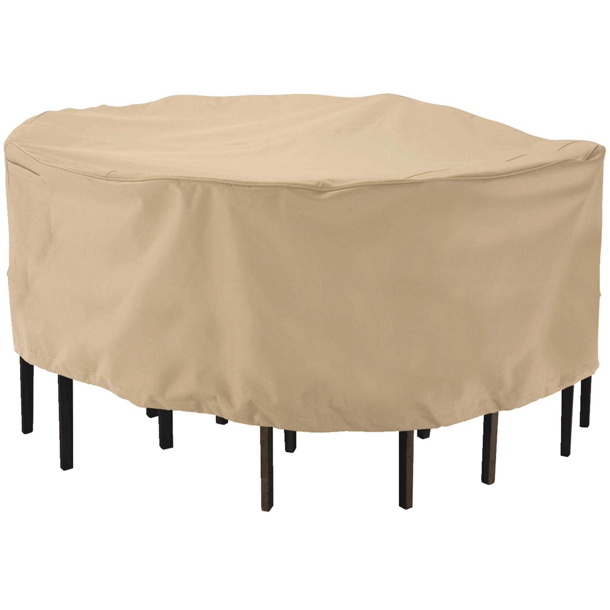 Classic Accessories Terrazzo Round Chair & Table Cover