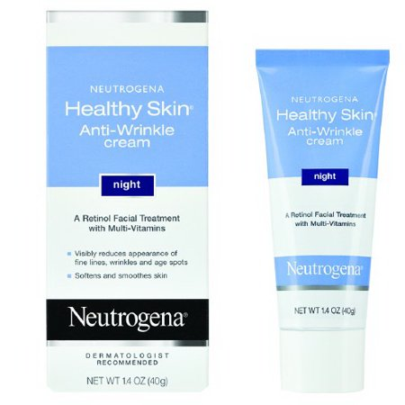 Neutrogena peau saine crème anti rides, formule originale - 1.4 Oz, 3 Pack