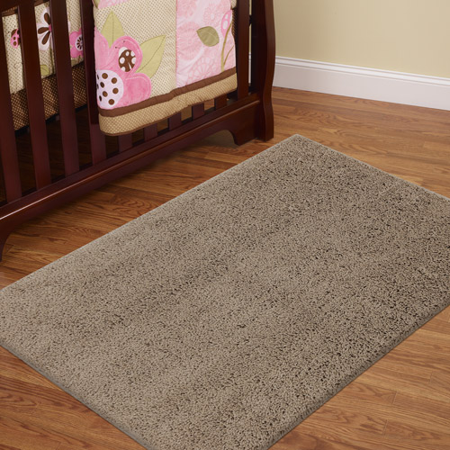 Mohawk Home Decorative Habitat Shag Tufted Area Rug Available In Multiple  Colors And Sizes Image 2