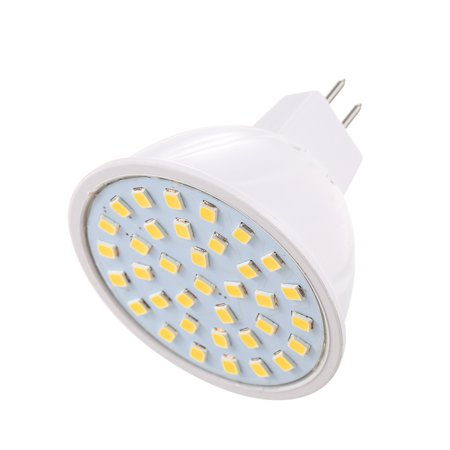 Mr16 Socket - LED Spot Light Bulb MR16 Socket Base 3W 36 LED Warm White SMD2835 AC220V-240V Portable
