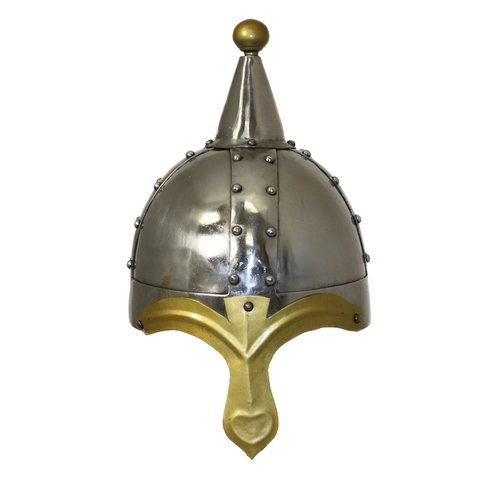 EC World Imports Antique Replica 12th Century Crusades General's Armor Helmet by ecWorld Enterprises