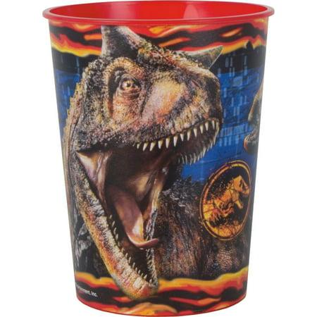 Jurassic World: Fallen Kingdom 16oz Plastic Favor Cup (1)