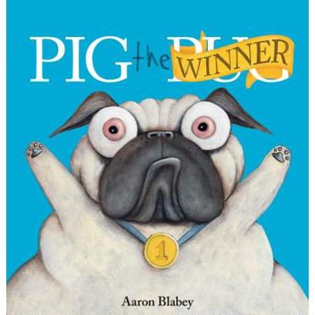 Pig the Winner (Hardcover) - And The Winners Are Halloween