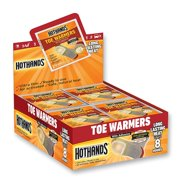 Toe Warmers, Pouch pairs HeatMax Warmer Super Reusable First Warmers Pack Aid Relief 14 15 Cold 16 MultiPurpose Toe Pairs Hot Hand Free Toes.., By HotHands