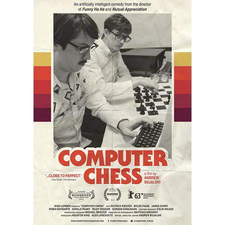 Talking Chess Computer - Computer Chess (Vudu Digital Video on Demand)