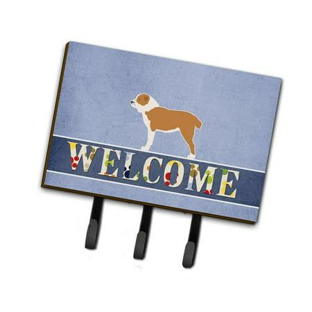 Carolines Treasures BB5532TH68 Central Asian Shepherd Dog Welcome Leash or Key Holder - image 1 de 1