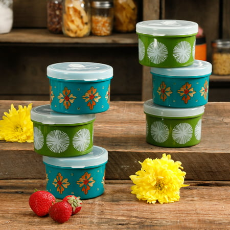 The Pioneer Woman Round Containers Set Only $6.79 (Was $17.97)
