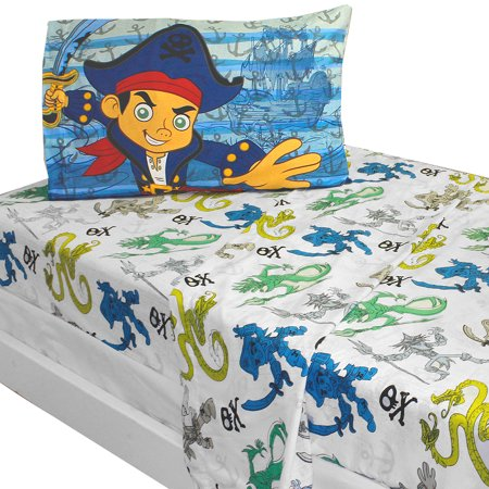 Jake And The Neverland Pirates Bedding Twin Size