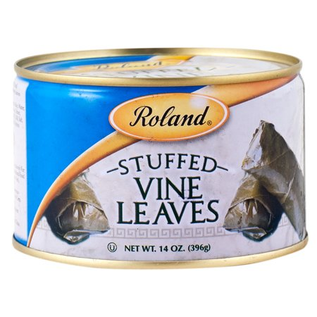 (6 Pack) Roland Stuffed Vine Leaves, 14 Ounce Can