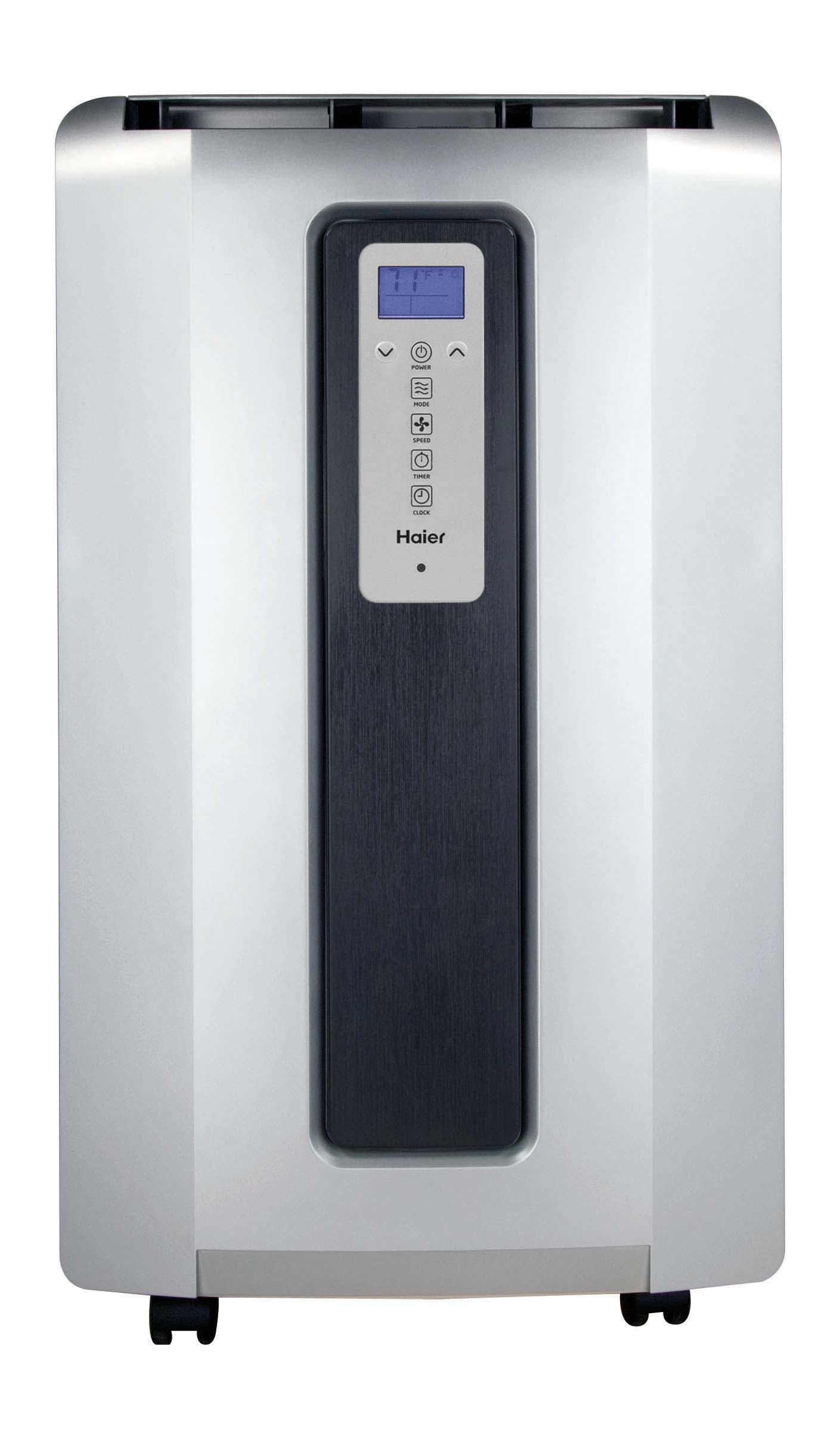 Haier HPF12XHMLP 12000BTU Room Portable Air Conditioner with
