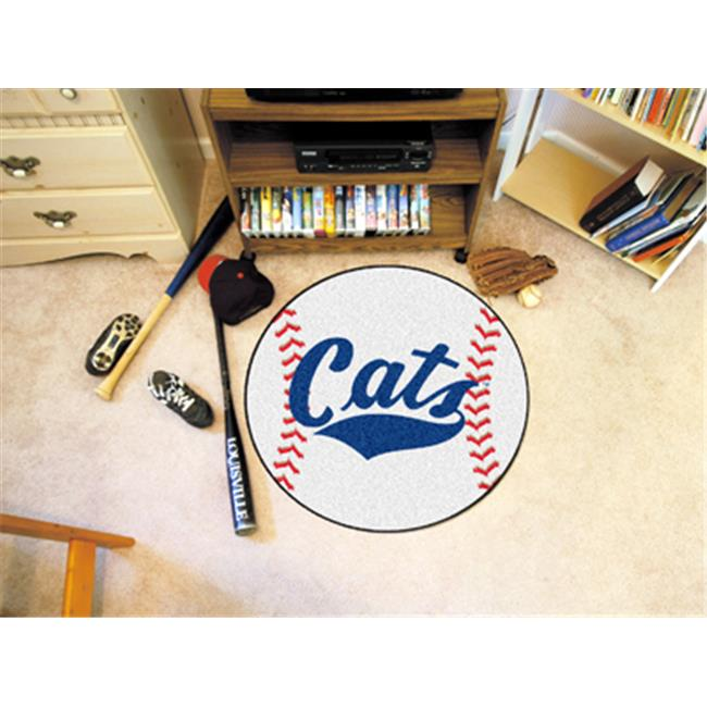 COL - 27 in.  diameter - Montana State University Baseball Mat