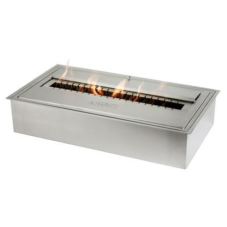 Ignis Products Ethanol Fireplace Burner Insert Eb2100