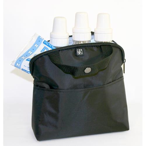 MaxiCOOL Bottle Bag Black by JL Childress