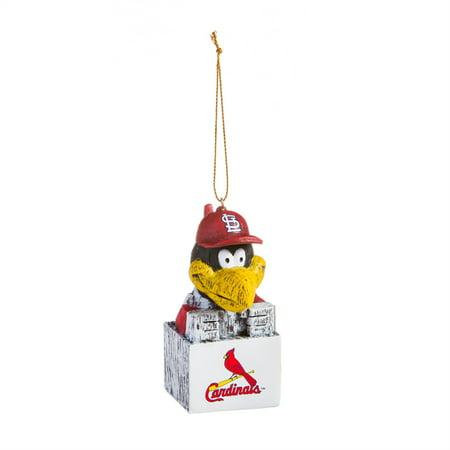 Mascot Ornament, St Louis Cardinals](St Patricks Day Ornaments)