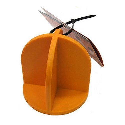 Impact Seal Ground-Bouncing Top Hat Reactive Target