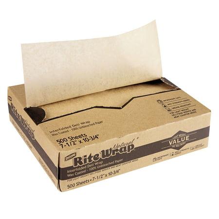sandwich wrap paper walmart