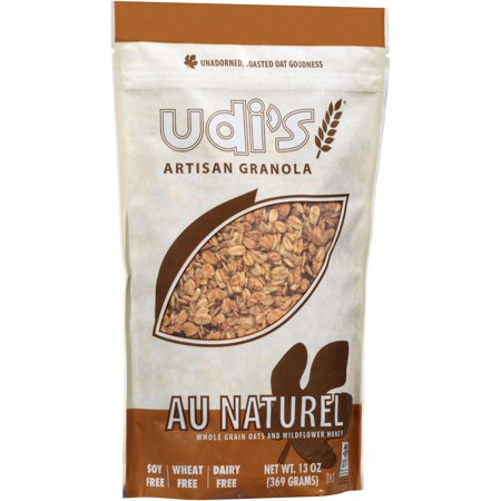 Udi's ® Au Naturel Artisan Granola 13 oz. Bag