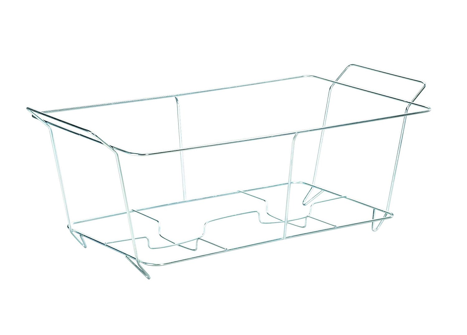 70152 Chafing Dish Wire Rack, Silver, Great for food buffet entertaining By Sterno by