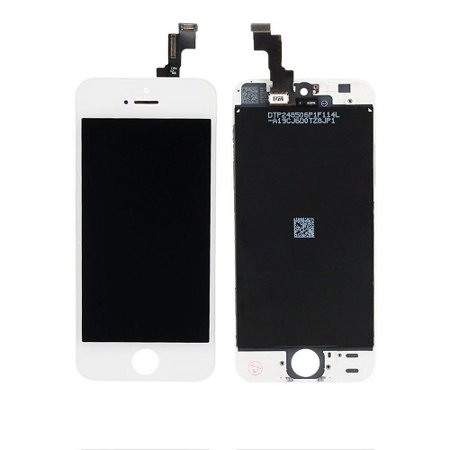 Touch Lcd Screens - iPhone LCD Display Glass Lens Touch Screen Digitizer Assembly Replacement Parts