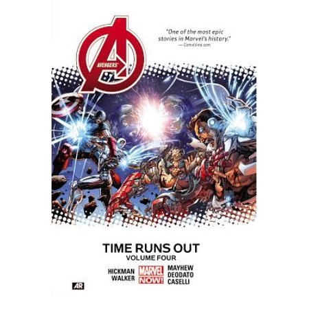 Avengers : Time Runs Out Vol. - Kev Walker
